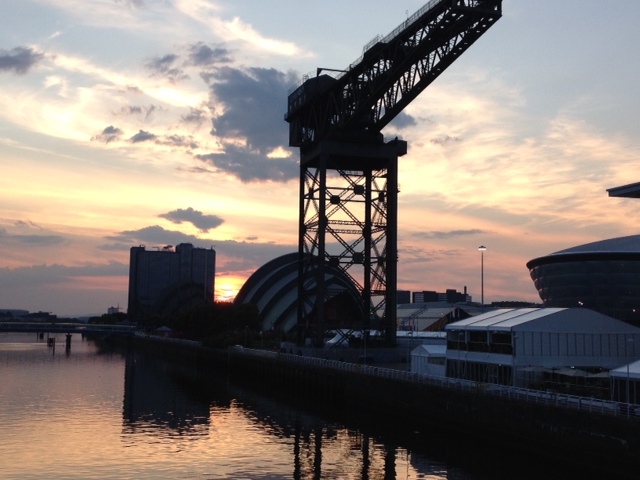 Clydeside Evening
